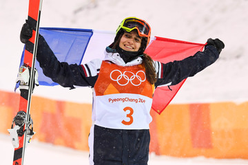 Olympics: Freestyle Skiing-Womens Moguls Final