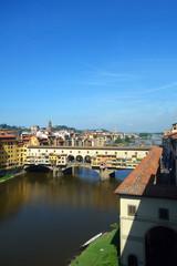 イタリア フィレンツェ ヴェッキオ橋 Italy Florence Ponte Vecchio