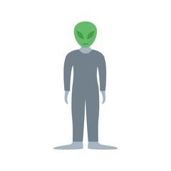 Alien, face, head