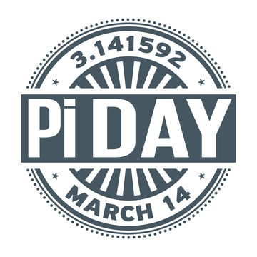 Pi Day, March 14,