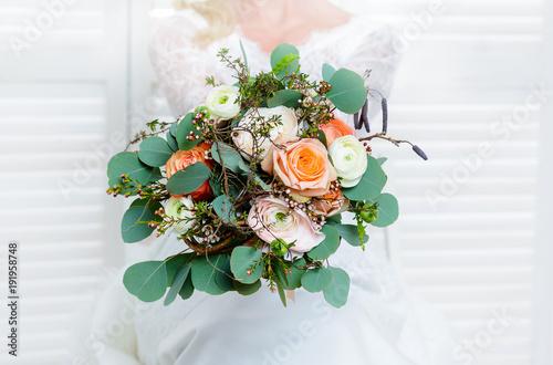 Hochzeit Blumen Strauss Heirat Muttertag Blumenstrauss