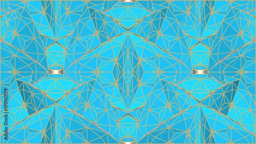 background geometric colorful vector mosaic hipster background made