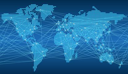シームレスなグローバルネットワーク