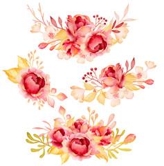 Romantic Rose Bouquets