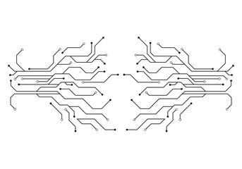 Circuit illustration design