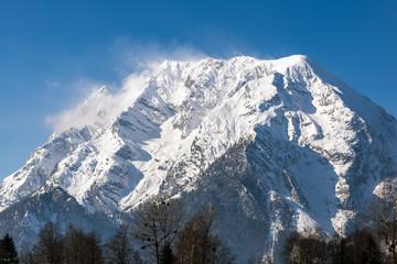 Der Grimming im Dachsteingebirge, Österreich