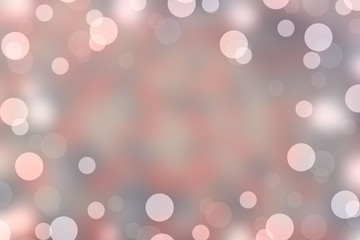 Abstract background with Blurred festive surrealism.