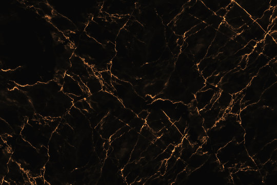 black marble texture and background