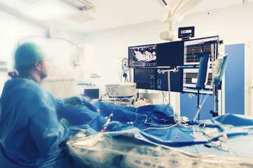 ablation tools to improve atrial fibrillation with radiofrequency energy catheters navigation systems enable cardiac electrophysiologists to map the pathways of complex arrhythmias electrophysiology