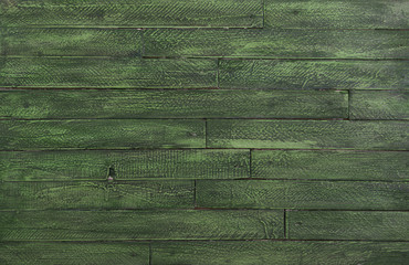 green wooden background for St. patrick's day