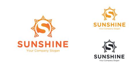 Sunshine Logo Template