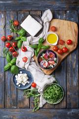 Traditional Greek Feta cheese