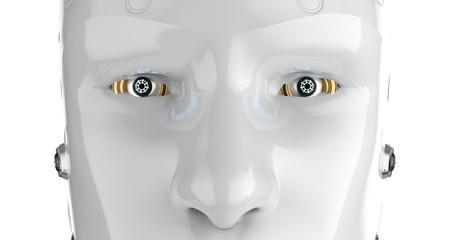 robot close up