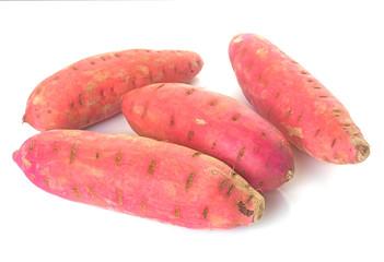 sweet patatoes in studio