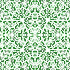 Geometric Intricate Seamless Pattern Design