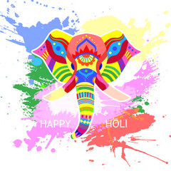 Happy holi day.