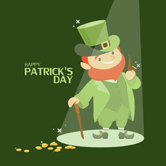 St. Patric's day.