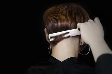 haircut asymmetry