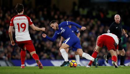 Premier League - Chelsea vs West Bromwich Albion