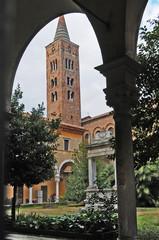 Ravenna, basilica di San Giovanni Evangelista