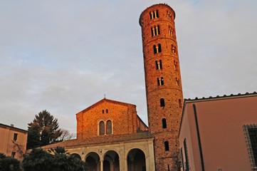 Ravenna, chiesa di Sant'Apollinare Nuovo