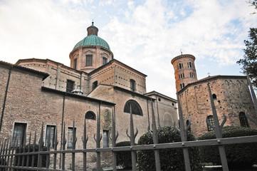 Ravenna, il Battistero degli Ortodossi e la cattedrale