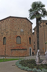 Ravenna, il Battistero degli Ortodossi