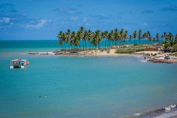 Beaches of Brazil - Maracajau RN