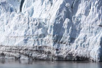 Photo sur Plexiglas Glaciers Alaska's Glacier Close View