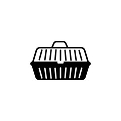 carrying for pets icon. Element of pet for mobile concept and web apps. Icon for website design and development, app development. Premium icon