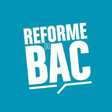 réforme du bac