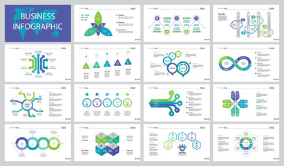 Successful Consulting Slide Templates Set