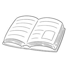 vector of book