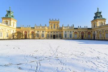 ヴィラヌフ宮殿, 教会, ワルシャワ