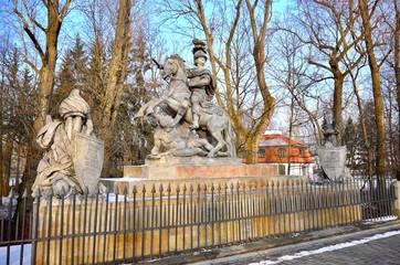ワルシャワのワジェンキ公園, ショパン