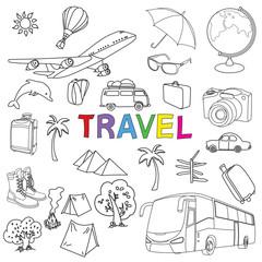 World Travel Set