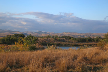 remote lake