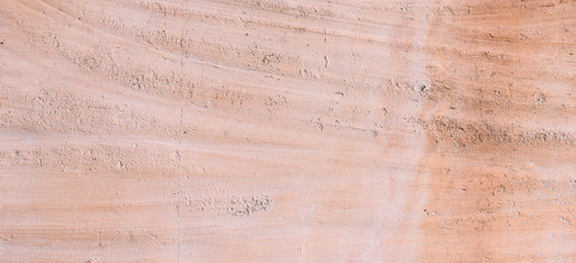 Clay wall texture banner background