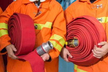 fireman, firefighter