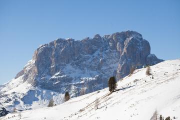 Südtiroler Bergmassiv