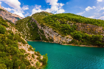 The Provence Alps
