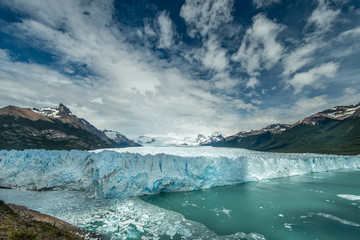 Poster Glaciers Gletscher