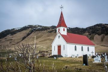 Chapelle Islande Vik