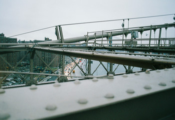 Architecture of the Brooklyn Bridge