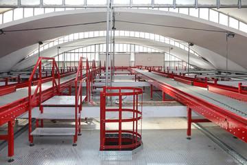 Sorting Conveyors Line