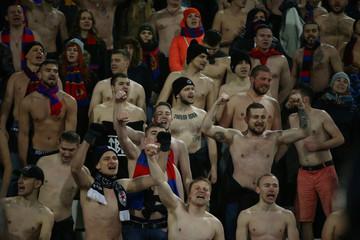 Europa League - Red Star Belgrade vs CSKA Moscow