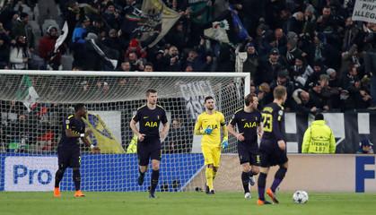 Champions League - Juventus vs Tottenham Hotspur