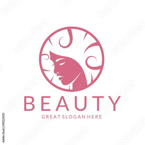 """Beauty Logo. An Elegant Logo For Beauty, Fashion And"