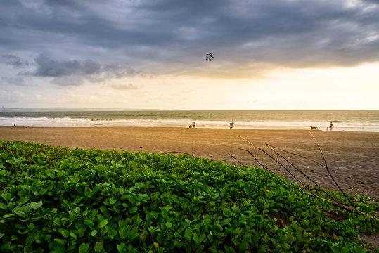 Seminyak Beach, Bali, Indonesia