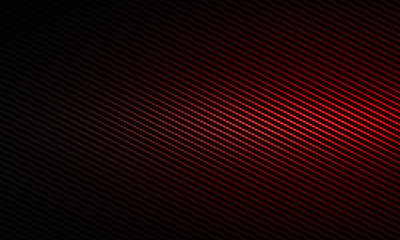 Abstract modern red carbon fiber textured material design for background, wallpaper, graphic design Fotoväggar
